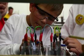 Letní vědecký tábor Projekt Fénix