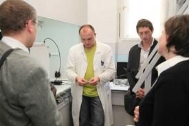Workshop pro vědce a novináře