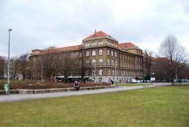 VSCHT-budova
