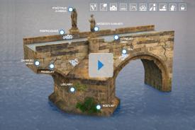 Restaurování kamenného mostu