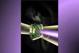 ultra rychlý laser